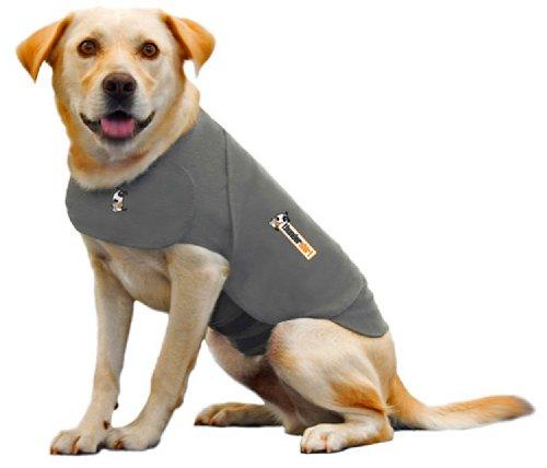 thundershirt: chalecos para perros para ayudarles a combatir el miedo