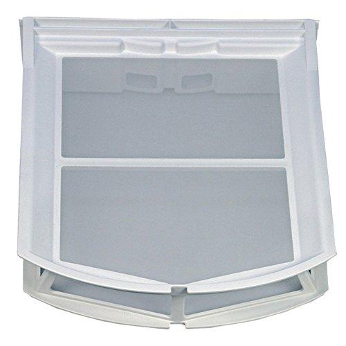 Spares2go filtro de pelusas de pelusas jaula para Miele secadora (color blanco) Fitment list A