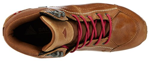 Dachstein Skywalk Prm Mc Wmn, Chaussures bateau femme Braun (brandy / cranberry)