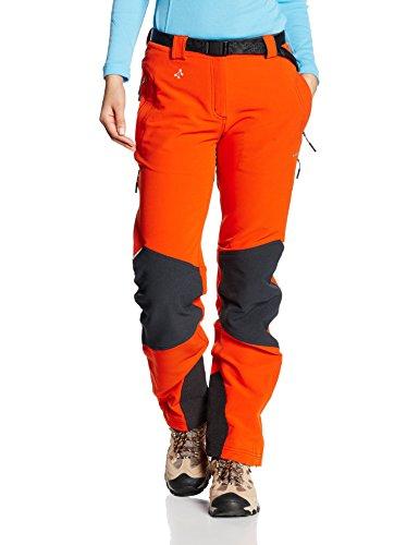 Trango Gethy Pantalon Femme Calabaza/Marron Calabaza/Marrón Asfalto