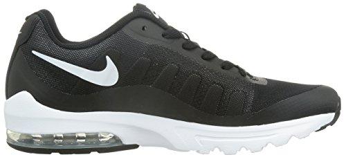 Nike Air Max Invigor, Scarpe da Corsa Bambino Schwarz/Weiß (Black/White)