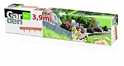 Prosper Plast ibra-405u 390x 18,65mm cm Garten Grenze–Stein grau (5) von Prosper Plast bei Du und dein Garten