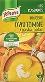Knorr Les Classiques Soupe Liquide Douceur d'Automne Crème Fraîche 1L