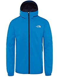 The North Face Quest Chaqueta, Hombre, Bomber Blue Black Heather, M