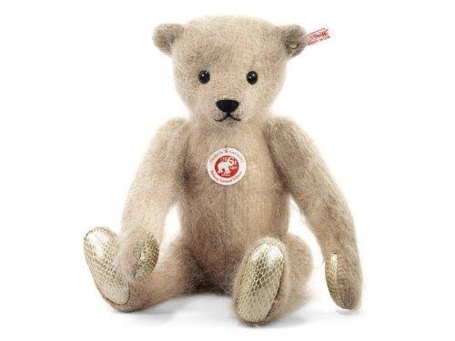 Steiff 035142 Teddybär Bellamy Mohair beige 32 cm Limitierung