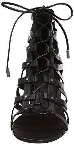 Aldo - Myssi, Sandali con cinturino Donna Black (black Leather)