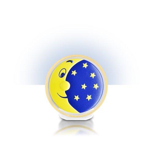 """reer 5253 LED-Nachtlicht """"Mond und Sterne"""", batteriebetrieben"""