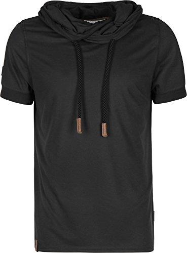 Naketano Male T-Shirt True Enemy VIII Black