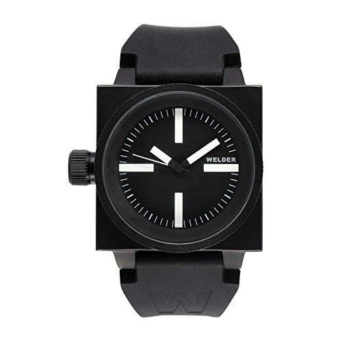 Coffret reloj Welder hombre K-26modelo Data negra–5100/2001K26