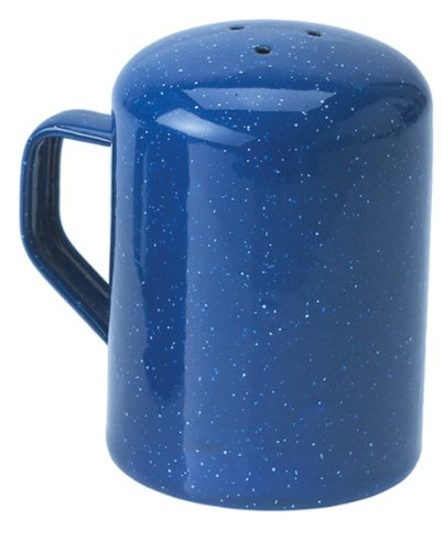 GSI Freien Blau graniteware Salzstreuer