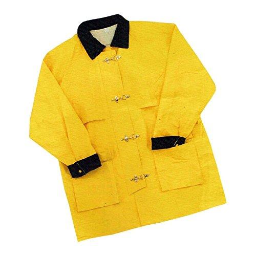 Preisvergleich Produktbild Gelbe wasserdichte Jacke