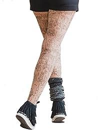 Amazon.fr   tatouage - Pamela Mann   Chaussettes et collants   Femme ... 282ed0182bf