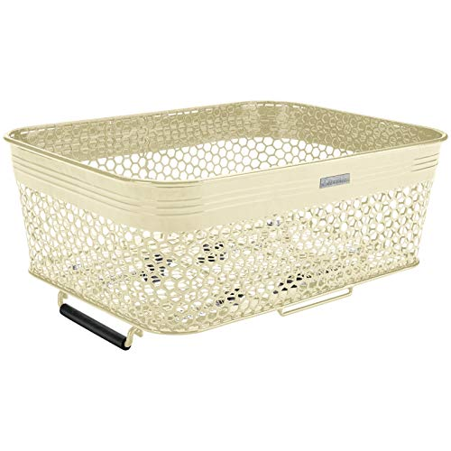 Electra Bicycle Electra Fahrradkorb Linear QR Mesh Basket LowProfil, Cream, 54094