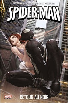 SPIDER-MAN : RETOUR AU NOIR de Collectif ,Angel Medina (Illustrations),Ramon Bachs (Illustrations) ( 23 avril 2014 )