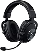 Logitech G PRO X Gaming Headset 2nd Generation, Detachable Pro-Grade Microphone, Blue VO!CE, DTS Headphone:X 7.1, 50 mm...