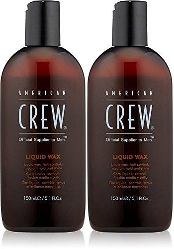 2 er Pack American Crew Liquid Wax 150ml NEU Wachs ,flüssiges wachs