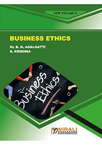 PDF Gratis BUSINESS ETHICS