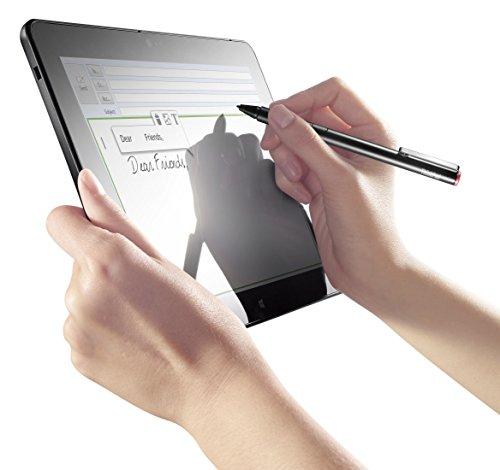 Lenovo ThinkPad  2nd Gen  10  10 1 inch 10-Point Multi-Touch  Tablet PC Atom Z8750  1 6GHz  4GB 64GB eMMC WLAN BT 4 0 Webcam Windows 10 Pro  Intel HD