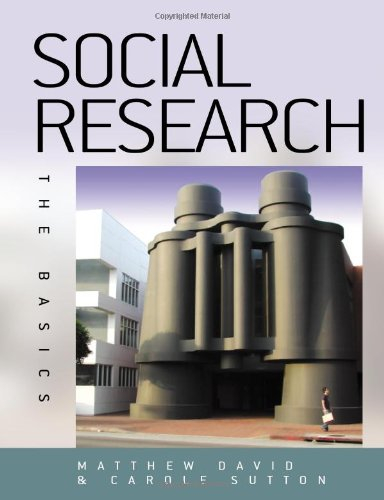 Social Research: The Basics