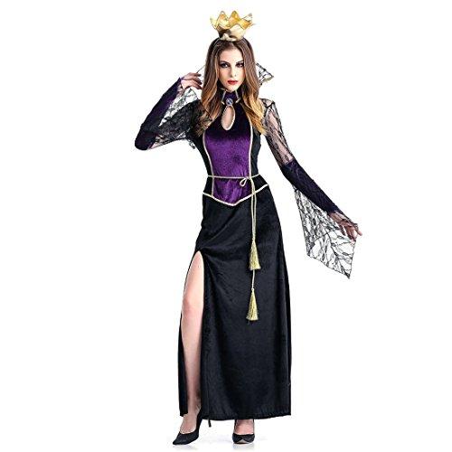 night Vampir Kostüm Halloween Partykleid für Damen ()