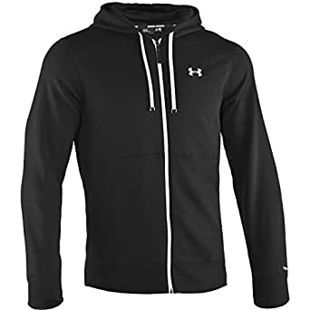 Under Armour 2014 Charged Cotton Storm Transit FZ Hoody (Black)