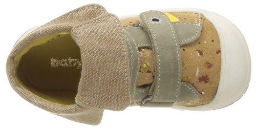 Babybotte Acteur, Jungen Sneaker Beige - Beige (1 119 Croute Paint Beige)