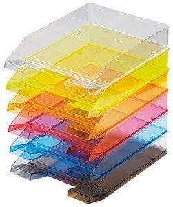 helit H6111402 Briefablage glasklar 5 St.