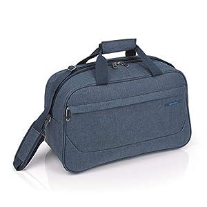 GABOL Paquetero Board. Bolsa de Viaje, 50 cm, 15 litros, Azul