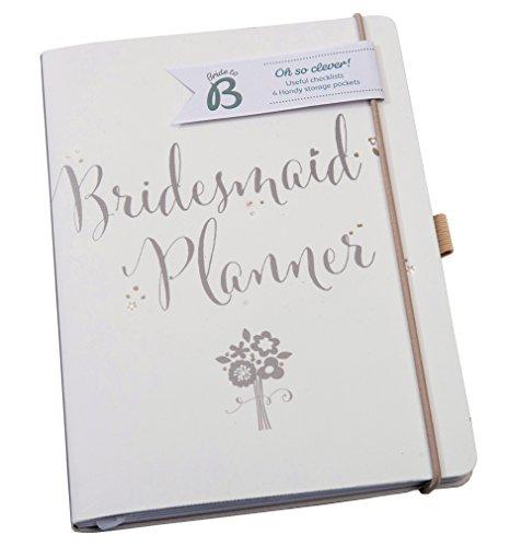 Planungsbuch für die Brautjungfer