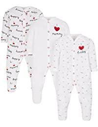 Mothercare Baby Mummy & Daddy Clothing Set