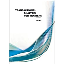 Transactional Analysis for Trainers by Julie Hay (May 18, 2009) Paperback