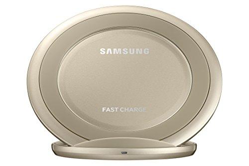 Samsung EP-NG930BFEGWW Induktive Ladestation mit Schnellladefunktion Gold