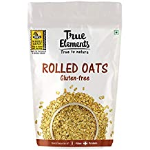 True Elements Gluten Free Rolled Oats 1 kg