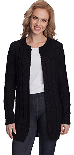 Merry Style Donna Pullover April (Nero, One size)