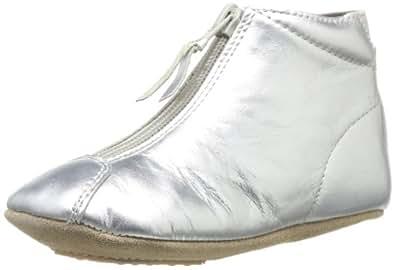 Bisgaard 12312999, Chaussons mixte enfant - Argent (01 Silver), 20 EU