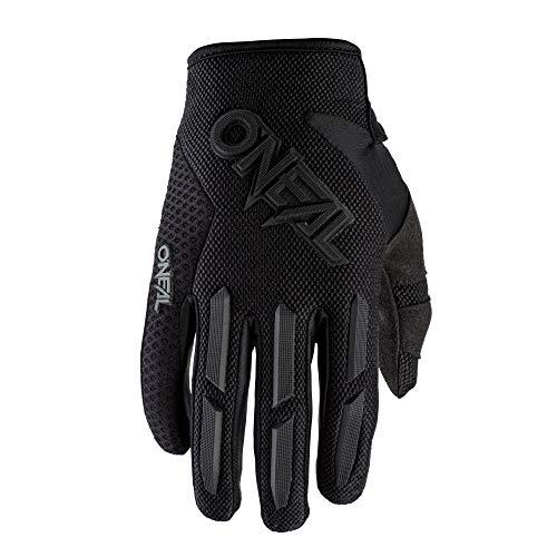 Oneal Element Glove Black M/8,5 Protezioni MX Motocross, Adulti Unisex
