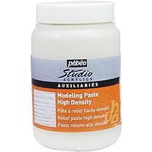 Pebeo Studio Acrylics Auxiliaries - High Density Modelling Paste 250ml jar,White