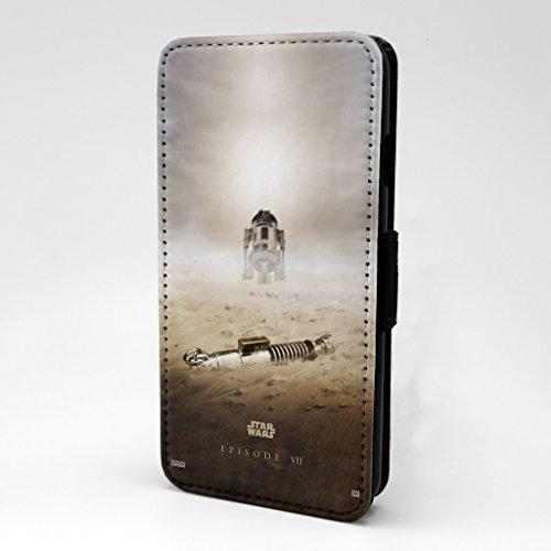 Sie Lichtschwert Ein Machen (STAR WARS Filmposter gedruckt iPod Klappetui Cover für Apple iPod touch 6th Generation - Lichtschwert - s-t1907)