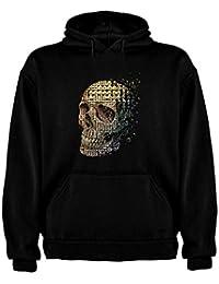 The Fan Tee Sudadera de Hombre Skull Calavera
