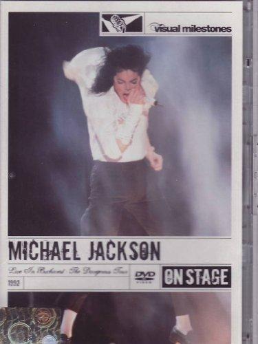 Bild von Michael Jackson - Live in Bucharest: The Dangerous Tour (On Stage/ Big)
