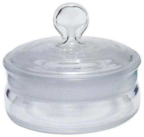 KIMBLE 15165–6030Zylindrische Gewicht Flasche, low-form 60x 30mm, 50ml, klar (6Stück)
