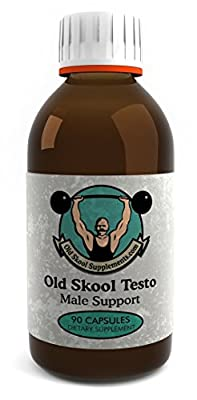 Testosterone Booster For Men Test Boost Male Support Testo D-Aspartic Acid DAA Maca L-Arginine Tribulus Terrestris Shilajit 500 mg 90 capsules by Optimum-FX.com Supplements Ltd