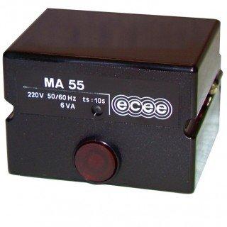 ECEE - CENTRALITA DE CONTROL CEM - MA 55 - : MA55 10M