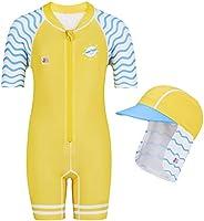 Juicy Bumbles Bañador Bebe - Traje de Baño con Protección Solar Anti UV de Una Pieza para Bebés y Niños Pequeñ