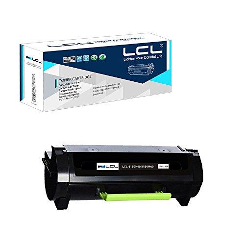 Preisvergleich Produktbild LCL kompatibele Tonerkartusche 51B2H00 51B0HA0 8500 Seiten (1 Schwarz) Ersatz für Lexmark MS417DN / MS517DN / MS617DN MX417DN / MX517DE / MX617DE / MX417de