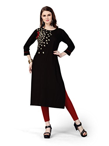 Roots Fashion Cotton Embroidery women's kurti