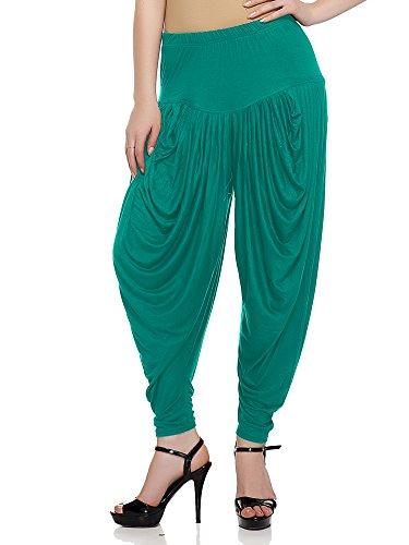 Sakhi Sang Turq Green Dhoti Salwars