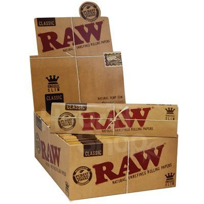 Unbekannt Raw Classic King Size Papers (50x32)