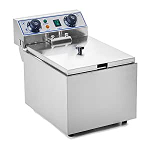 FRITEUSE SIMPLE PRO 10 litres 3.200 W programmable EXP01
