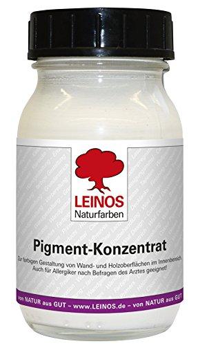 Leinos 668 Pigment-Konzentrat 331 Titan-Weiß 100ml (100 Ml Pigment)